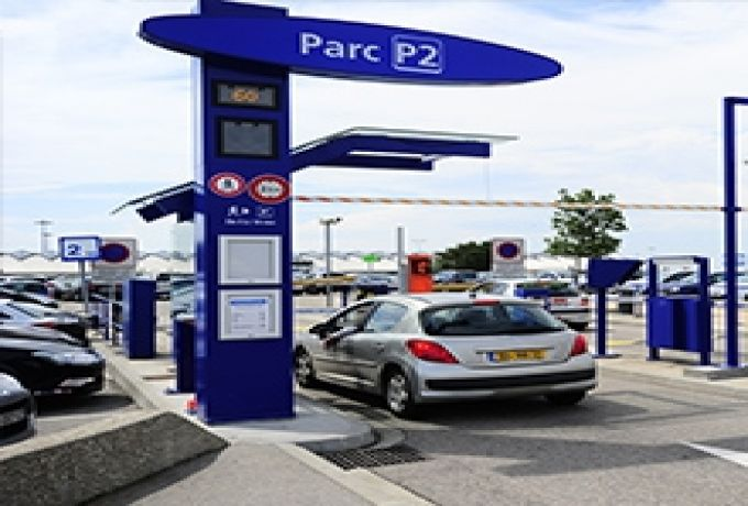 Parking P2 subscription - 1 year